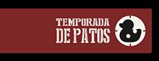 Temporada de Patos Logo