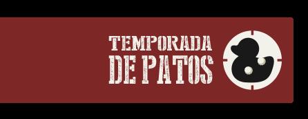 Temporada de Patos Mobile Retina Logo
